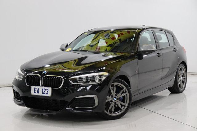 Used BMW 1 Series F20 LCI M135i Brooklyn, 2016 BMW 1 Series F20 LCI M135i Black 8 Speed Sports Automatic Hatchback