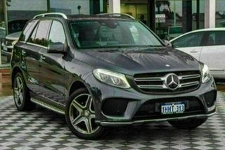 2016 Mercedes-Benz GLE-Class W166 807MY GLE350 d 9G-Tronic 4MATIC Grey 9 Speed Sports Automatic.