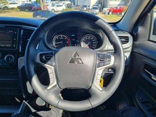 2020 Mitsubishi Triton MR MY20 GLX-R Double Cab Blue 6 Speed Sports Automatic Utility