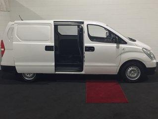 2017 Hyundai iLOAD TQ3-V Series II MY17 Creamy White 6 Speed Manual Van
