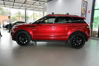 2018 Land Rover Range Rover Evoque L538 MY18 HSE Dynamic Red 9 Speed Sports Automatic Wagon