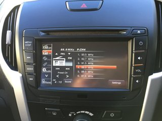 2018 Isuzu MU-X (No Series) LS-M Silver Sports Automatic