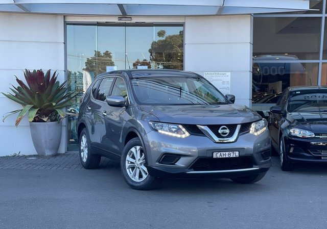 Used Nissan X-Trail T32 ST X-tronic 2WD Sutherland, 2017 Nissan X-Trail T32 ST X-tronic 2WD Grey 7 Speed Constant Variable Wagon