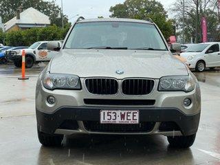 2008 BMW X3 E83 MY07 Steptronic Bronze 6 Speed Sports Automatic Wagon