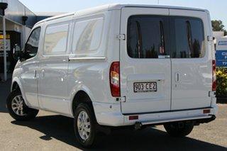 2019 LDV V80 MY19 Low Roof SWB Blanc White/light Grey 6 Speed Automated Manual Van.