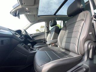 2017 Volkswagen Tiguan 5N MY17 140TDI DSG 4MOTION Highline Silver 7 Speed