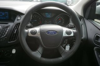 2011 Ford Focus LW Ambiente PwrShift Silver 6 Speed Sports Automatic Dual Clutch Hatchback
