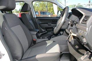 2018 Volkswagen Amarok 2H MY18 TDI400 4MOT Core Candy White 6 Speed Manual Utility