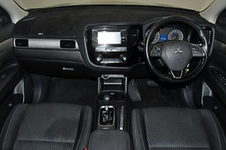 2016 Mitsubishi Outlander ZK MY17 LS 2WD Titanium 6 Speed Constant Variable Wagon