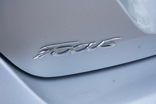 2013 Ford Focus LW MkII Sport Silver 5 Speed Manual Hatchback