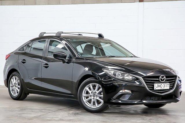 Used Mazda 3 BM5278 Neo SKYACTIV-Drive Erina, 2016 Mazda 3 BM5278 Neo SKYACTIV-Drive Black 6 Speed Sports Automatic Sedan