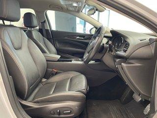 2017 Holden Commodore ZB MY18 RS-V Liftback AWD Silver 9 Speed Sports Automatic Liftback