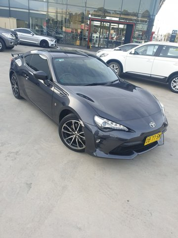 Used Toyota 86 ZN6 GTS Liverpool, 2018 Toyota 86 ZN6 GTS Grey 6 Speed Sports Automatic Coupe