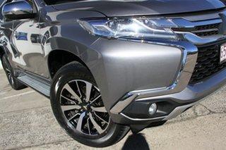 2016 Mitsubishi Pajero Sport QE MY16 GLS Titanium 8 Speed Sports Automatic Wagon.