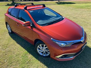 2017 Toyota Corolla ZRE182R MY17 Ascent Sport Inferno 7 Speed CVT Auto Sequential Hatchback.