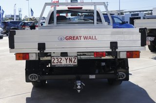 2018 Great Wall Steed K2 4x2 White 6 Speed Manual Cab Chassis