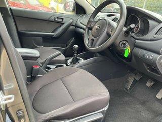 2012 Kia Cerato TD MY12 S Silver 6 Speed Manual Hatchback