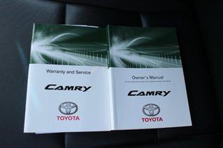 2014 Toyota Camry ASV50R Atara SL Diamond White 6 Speed Sports Automatic Sedan
