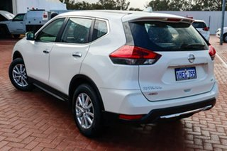 2020 Nissan X-Trail T32 Series III MY20 ST X-tronic 4WD White 7 Speed Constant Variable Wagon.