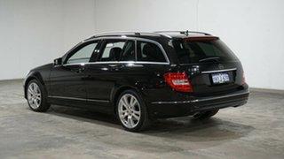 2013 Mercedes-Benz C-Class W204 MY13 C250 Estate 7G-Tronic + Avantgarde Obsidian Black 7 Speed