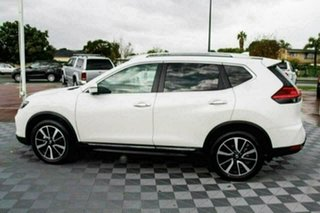 2021 Nissan X-Trail T32 MY21 Ti X-tronic 4WD White 7 Speed Constant Variable Wagon