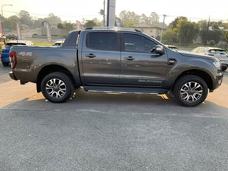 2016 Ford Ranger PX MkII Wildtrak Double Cab Magnetic 6 Speed Sports Automatic Utility.