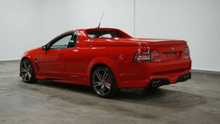 2016 Holden Special Vehicles Maloo Gen-F2 MY16 R8 LSA Red 6 Speed Manual Utility.