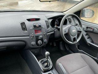 2012 Kia Cerato TD MY12 S Silver 6 Speed Manual Hatchback.