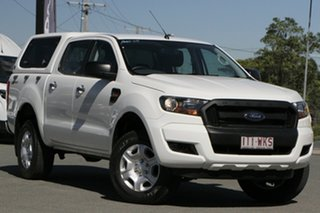 2016 Ford Ranger PX MkII XL Hi-Rider Cool White 6 Speed Sports Automatic Utility.