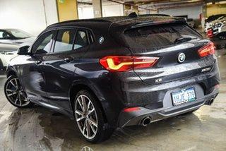 2019 BMW X2 F39 M35i Coupe Steptronic AWD Black 8 Speed Sports Automatic Wagon.