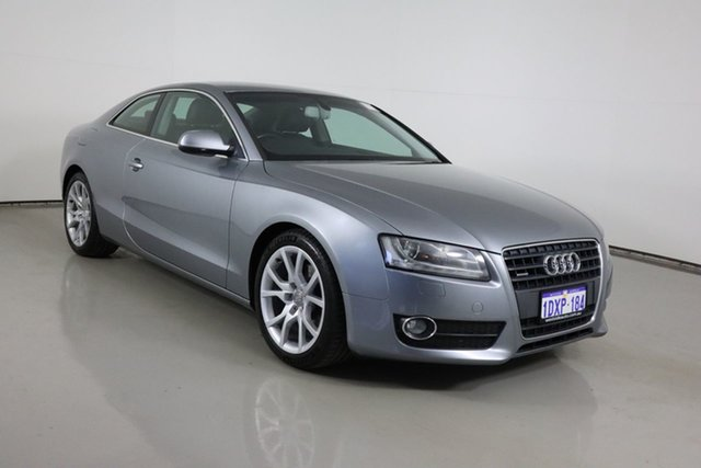 Used Audi A5 8T MY12 2.0 TFSI Quattro Bentley, 2012 Audi A5 8T MY12 2.0 TFSI Quattro Grey 7 Speed Auto Direct Shift Coupe