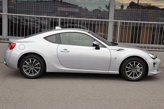 2020 Toyota 86 ZN6 GT Ice Silver 6 Speed Manual Coupe
