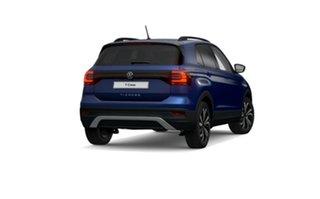 2021 Volkswagen T-Cross C1 MY21 85TSI DSG FWD CityLife Blue 7 Speed Sports Automatic Dual Clutch