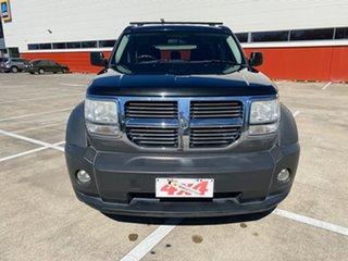 2008 Dodge Nitro KA SX Black 5 Speed Automatic Wagon