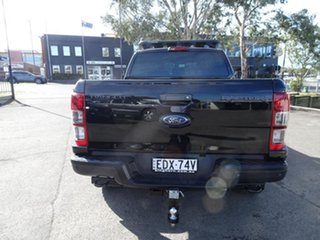 2019 Ford Ranger PX MkIII 2019.7 Raptor Shadow Black 10 Speed Automatic Double Cab Pick Up