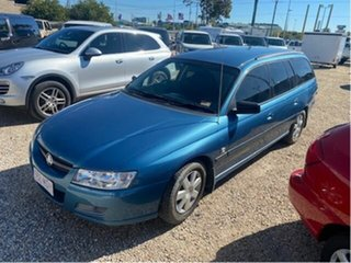 2004 Holden Commodore VZ Executive Blue 4 Speed Automatic Wagon.