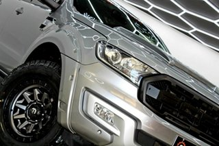 2018 Ford Everest UA MY18 Trend (RWD) Grey 6 Speed Automatic SUV.