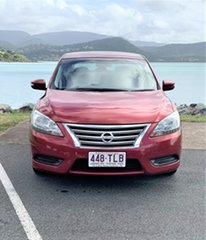 2013 Nissan Pulsar MY13 ST Automatic Sedan.