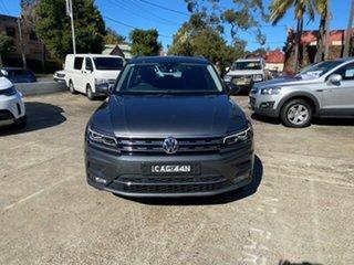 2018 Volkswagen Tiguan 5NA MY19 162 TSI Highline Grey 7 Speed Auto Direct Shift Wagon