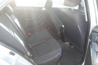 2011 Kia Cerato TD MY11 S Silver 6 Speed Sports Automatic Hatchback