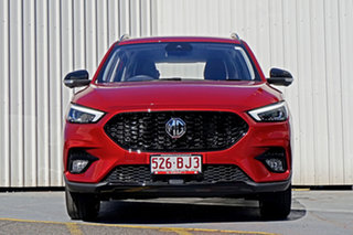 2020 MG ZST MY21 Excite Red 6 Speed Automatic Wagon.