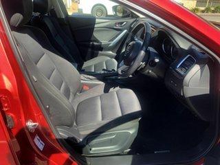 2014 Mazda 6 GJ1031 Sport SKYACTIV-Drive Red 6 Speed Sports Automatic Sedan
