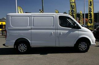 2019 LDV V80 MY19 Low Roof SWB Blanc White/light Grey 6 Speed Automated Manual Van