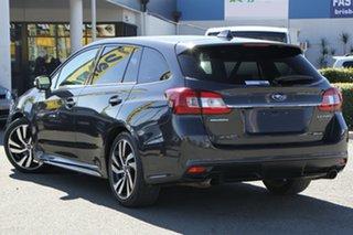 2018 Subaru Levorg V1 MY19 2.0 STI Sport CVT AWD Dark Grey 8 Speed Constant Variable Wagon.