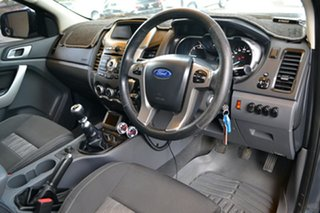 2015 Ford Ranger PX XLT Double Cab Grey 6 Speed Manual Utility.