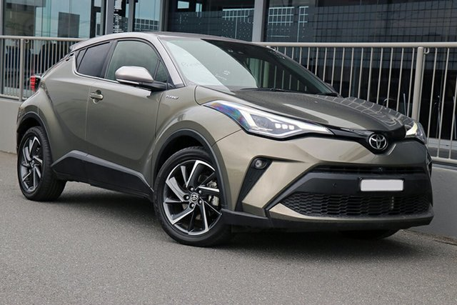 Pre-Owned Toyota C-HR NGX10R Koba S-CVT 2WD Preston, 2019 Toyota C-HR NGX10R Koba S-CVT 2WD Oxide Bronze 7 Speed Constant Variable Wagon