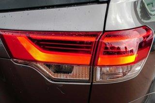2018 Toyota Kluger GSU55R GX AWD Grey 8 Speed Sports Automatic Wagon