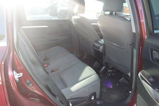2015 Toyota Kluger GSU50R GXL 2WD Red 6 Speed Sports Automatic Wagon