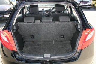 2007 Mazda 2 DY10Y2 Neo Brilliant Black 4 Speed Automatic Hatchback