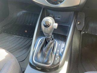 2012 Kia Cerato TD MY12 SLi Silver 6 Speed Sports Automatic Hatchback